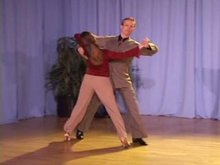 Learn To Dance The American Style Waltz Back Twinkle With
