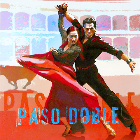 Storslått Learn to dance Paso Doble with Ballroomdancers.com! FS-45