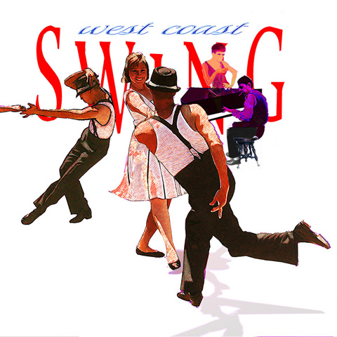 Image result for west coast swing dancing